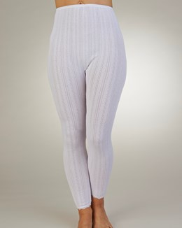 Slenderella Brushed Thermal Legging