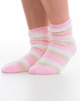Pastel Striped Sock