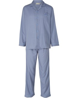 Walker Reid Striped Tailored Pyjama