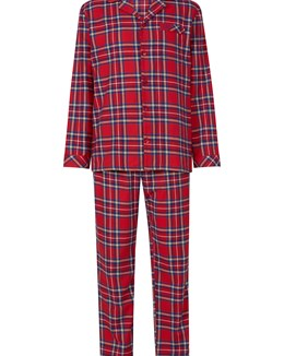 Walker Reid Yarn Dyed Check Tailored Pyjama