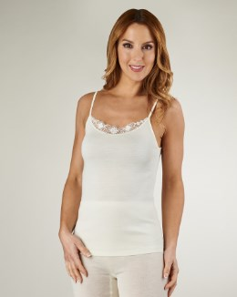 Slenderella Touch of Silk Strap Cami