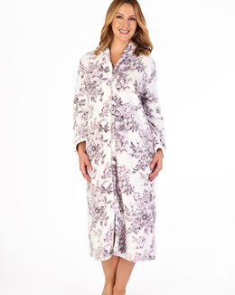check out elegant and graceful detailing Housecoats & Dressing Gowns - Slenderella